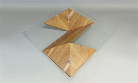 Coffee Origami - modern coffee table origami all