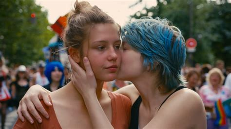 blue is the warmest color the athena cinema