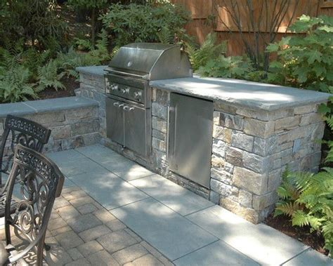 Outdoor Patio Grill Designs Backyard Bbq Grills Design Pictures Remodel Decor And Ideas Ideas For The New House