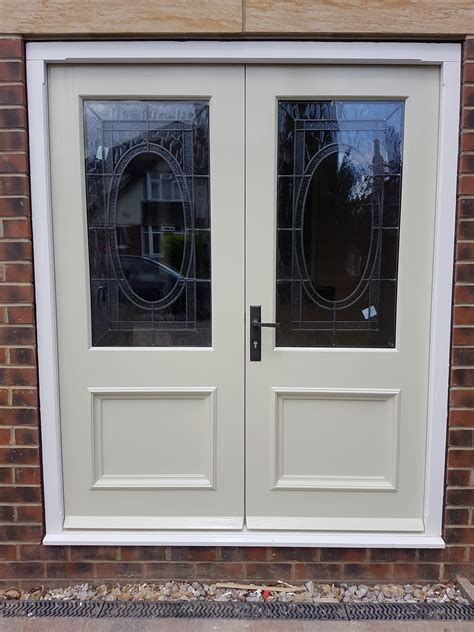 front door installation stained glass front door installation alwoodly leeds