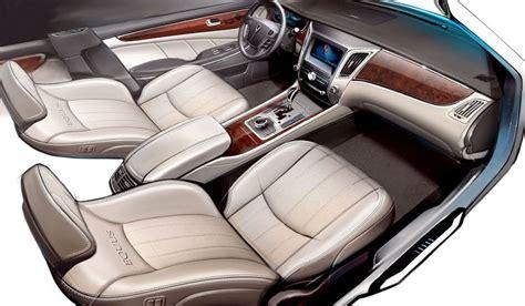 auto interior design 2017 hyundai equus interior spied photo gallery 2016