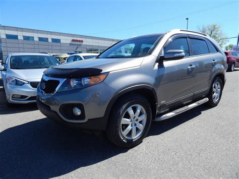 Kia Sorento Lx 2012 2012 Kia Sorento Lx Awd 15 995 Williams Lake