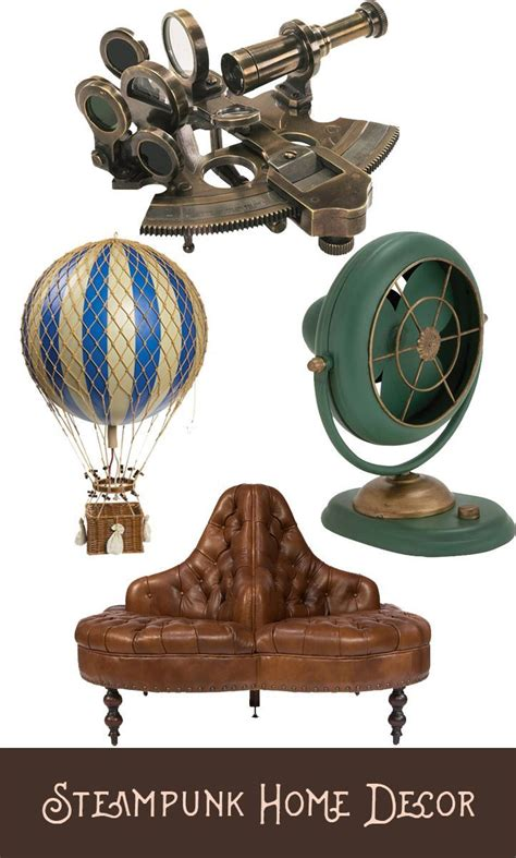 steam punk home decor 1000 ideas about steunk home on pinterest steunk home decor steunk furniture and