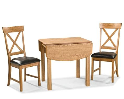 Dining Set With Leaf Intercon Dining Set W Drop Leaf Table Family Infd Ta