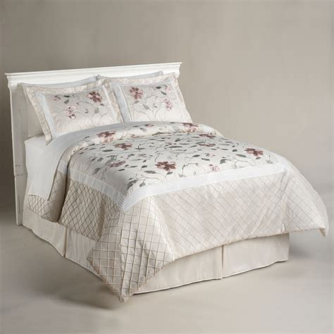 jaclyn smith tranquility comforter set home bed bath