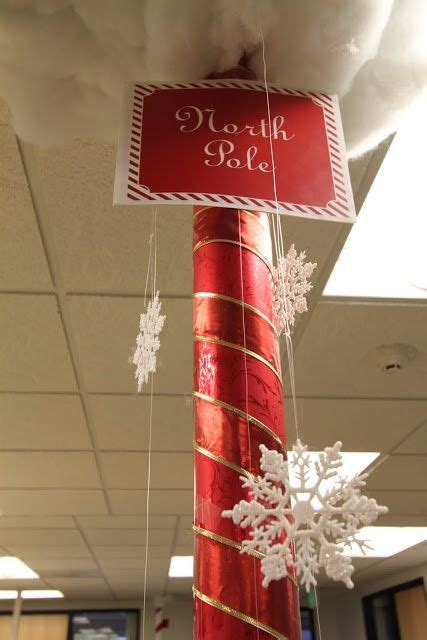25 best ideas about office christmas decorations on