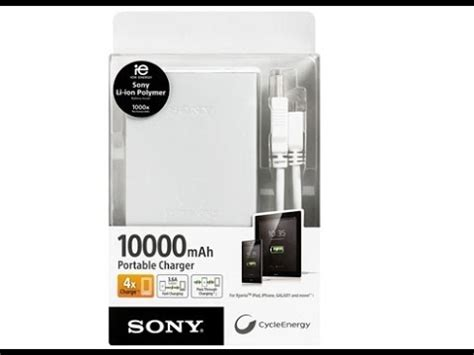 Hame T6 Power Bank 10000 Mah Hame T6 White Putih sony cp f10l 10000 mah portable charger battery bank review