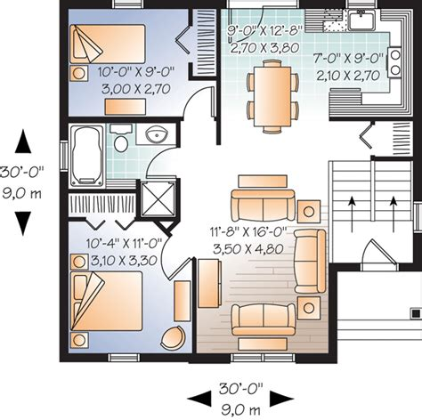 Tiny House Plans Under 850 Square Feet free tiny house plans under 850 square feet rokkoudai info
