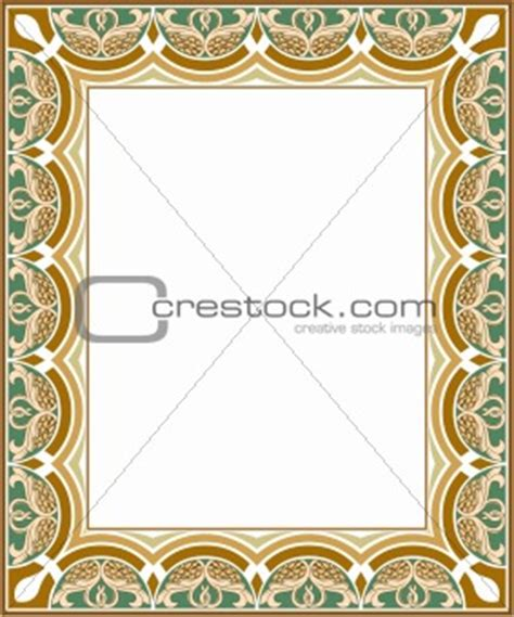 design frame qur an islamic frame new calendar template site