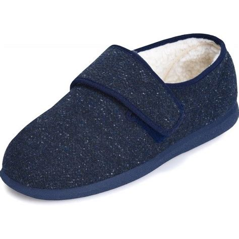rudolph slippers rudolph roomy slipper wide shoe
