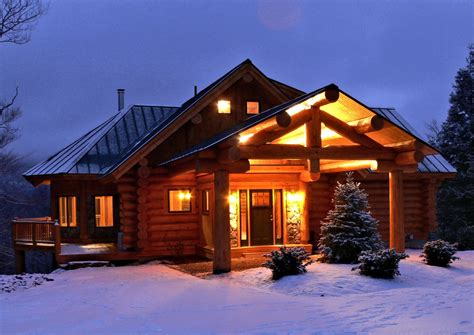 classic log homes log cabin builders custom
