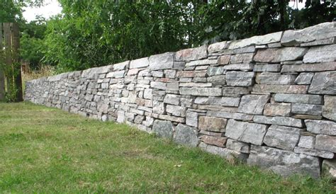Garden Wall by Garden Features Highland Stonecraft