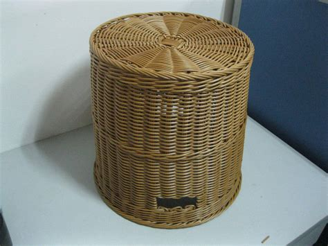 rattan laundry with lid rattan laundry basket with lid rattan creativity