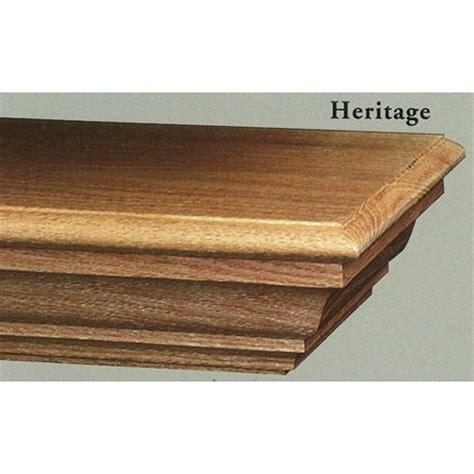 Custom Mantel Shelf by Buy Mantel Wood Mantel Shelf Heritage San
