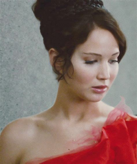 Katniss Everdeen Hairstyles by Katniss Everdeen Up Of Quot On Quot Dress