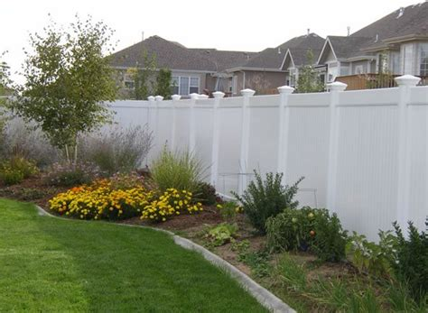 Fence Backyard Ideas Backyard Fencing Ideas Landscaping Network
