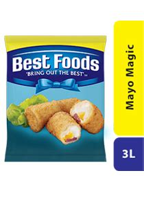 Best Foods Mayonnaise 3l best foods mayo magic 3l unilever food solutions id