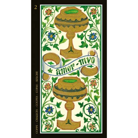 mini tarot deck visconti tarot mini deck cards lo scarabeo