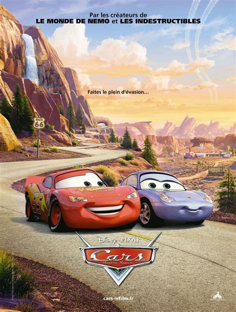 Cars Poster cars poster gallery pixar talk