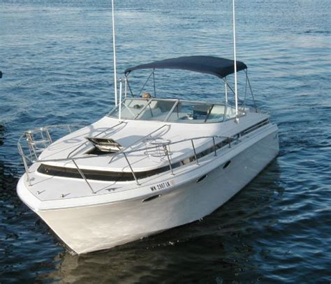 wellcraft boats seattle foredeck