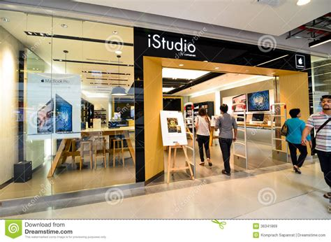 istudio by apple editorial stock image image 36341869