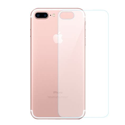 front back tempered glass soft screen protector for iphone 7 7 plus ebay