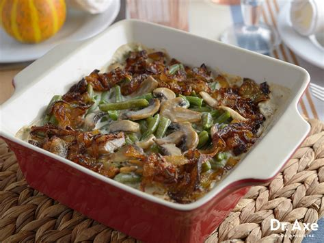 green bean casserole recipe dr axe