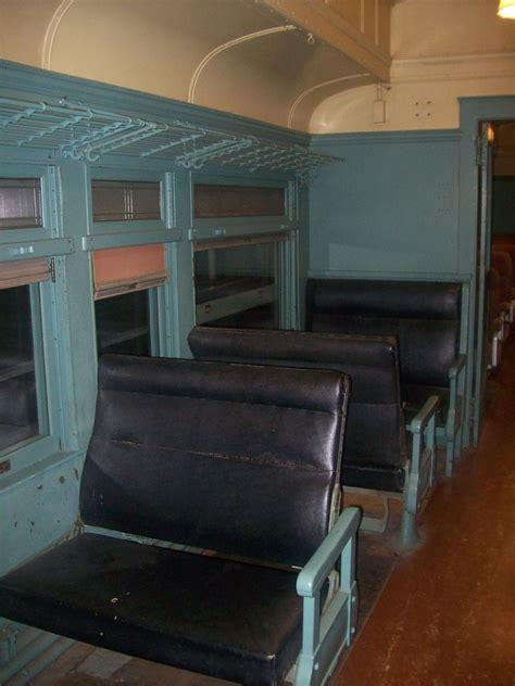 pullman train passenger car interior strannik flickr