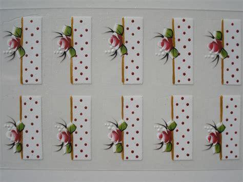 adesivos artesanais para unhas 22 ideias de adesivo artesanal para unhas artesanato