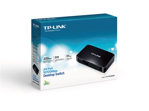 Tp Link Tl Sf1024m Switch 24 Port switch unmanaged tp link tl sf1024m v1 0