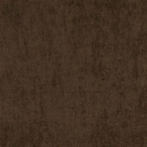 chocolate brown upholstery fabric chocolate brown solid antique woven velvet upholstery