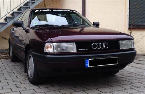 Audi 80 Wiki by Datei 10 Jahre Quattro Edition Frontansicht Jpg Audi 80 Wiki