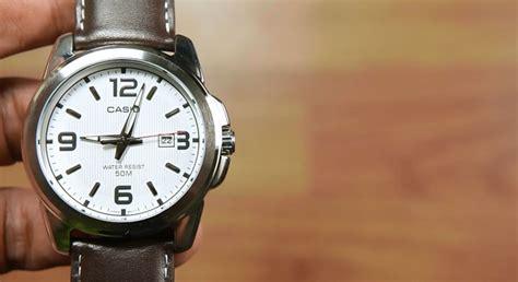 Casio Standard Mtp 1314l 7av review casio mtp 1314l 7av jam standard dengan balutan