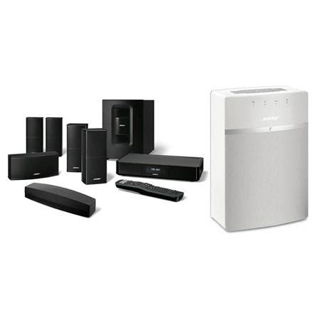 bose soundtouch 520 home theater system w soundtouch 10