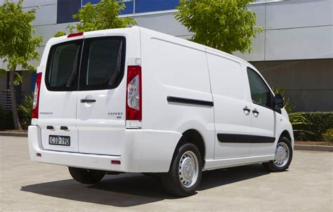 peugeot partner van peugeot expert partner van ranges updated for 2013