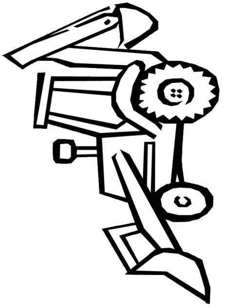 Kumpulan gambar untuk Belajar mewarnai: Gambar Excavator