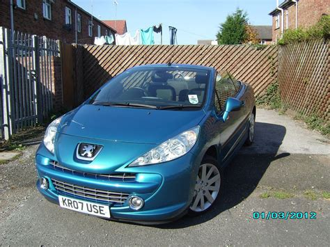 peugeot 207 convertible used peugeot 207 cars second hand peugeot 207