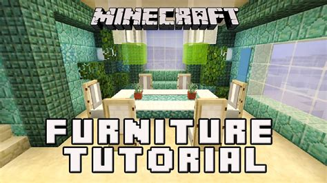 Modern Dining Room Minecraft Minecraftl How To Make A Dining Room Coral House Bui