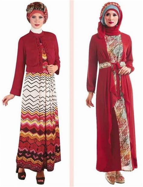 Celana Fatin Muslim Batik Simple segera intip trend baju lebaran 2015 bagi muslimah disini info makkah berita haji