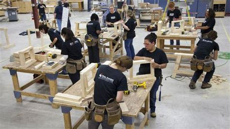 woodworking courses ontario these courses produce who are cut out for carpentry