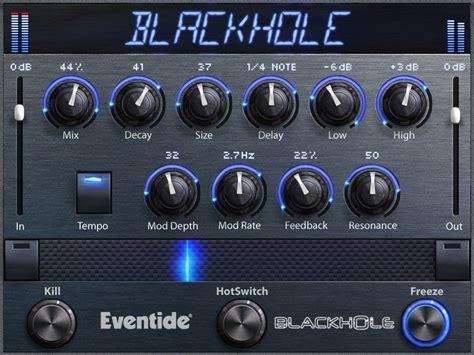 Bedroom Producers Reverb Eventide Blackhole Reverb Review Bedroom Producers