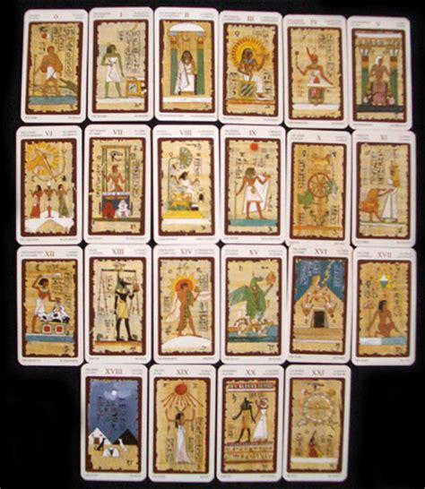 imagenes tarot egipcio barajas de tarot egipcio imagenes significado
