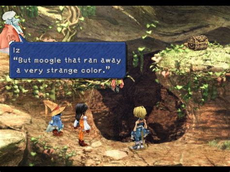 ff9 running shoes ix part 46 no thank you