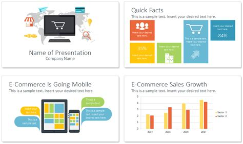 e commerce ppt templates e commerce powerpoint template presentationdeck com