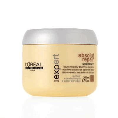 Loreal Expert Absolut Repair Hair Mask 200ml serie expert by l oreal absolut repair masque and kerastase ciment thermique steph style