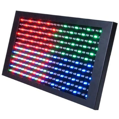 color panel american dj profile panel rgb bright led color panel