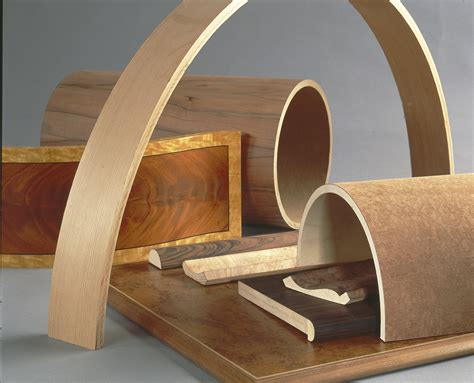 curved woodwork vacuum pressing systems