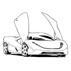 top 25 free printable race car coloring pages online coloring cars pages bestofcoloring com