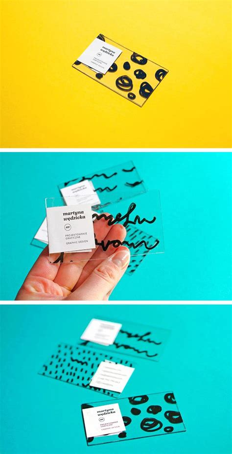 make plastic cards 25 best ideas about plastic business cards on