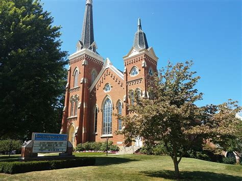 churches in meadville pa